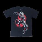 เสื้อยืด วง Ant man แขนสั้น สกรีนเฉพาะด้านหน้า สั่งได้ทุกขนาด S-XXL [MARVEL]