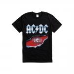 เสื้อยืดวง AC/DC ผ้า Gildan xS-3XL []