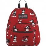 JanSport กระเป๋าเป้ รุ่น Half Pint FX - Disney Red Tape Mr.Mickey