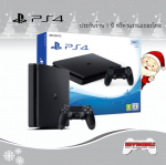 PlayStation 4 Slim 500GB Jet Black