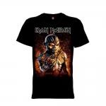 เสื้อยืด วง Iron Maiden แขนสั้น แขนยาว สั่งได้ทุกขนาด S-XXL [Rock Yeah]
