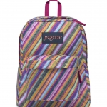 JanSport กระเป๋าเป้ รุ่น Superbreak - Multi Textures