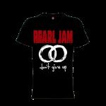 เสื้อยืด วง Pearl Jam แขนสั้น แขนยาว สั่งได้ทุกขนาด S-XXL [Rock Yeah]