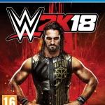 PS4- W2K18 ( WWE 2K18 )