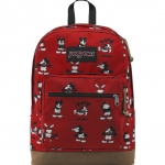 JanSport กระเป๋าเป้ รุ่น Right Pack Expressions - Disney Red Tape Mr.Mickey
