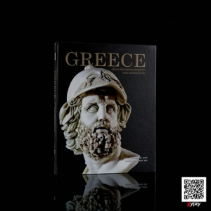 Greece กรีก ประวัติศาสตร์และมรดกล้ำค่าของอารยธรรมโบราณ (ปกแข็ง)