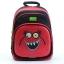 กระเป๋าเป้สำหรับเด็ก เสริมสร้างพัฒนาการ ฺBlackjack Monster - สีดำ-แดง thumbnail 1