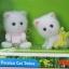 [หมดค่ะ] ซิลวาเนียน เบบี้แฝดแมวเปอร์เซีย ท่านั่ง-คลาน (Sylvanian Families Persis Persian Cat Twins Twins) V5% thumbnail 2