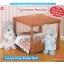 ซิลวาเนียน เตียงเสา (UK) Sylvanian Families Luxury Four Poster Bed thumbnail 1