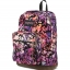 JanSport กระเป๋าเป้ รุ่น Right Pack Expressions - Multi Rainbow Garden Flock thumbnail 3