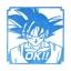 ตัวปั๊มดรากอนบอล แซด-โงกุน OK!! (Dragonball Z Stamp TSP-024) thumbnail 2