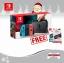 Nintendo Switch (Neon Red/Blue) + ฟิล์มกันรอย Screen Protector