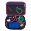 JanSport กระเป๋าใส่อุปกรณ์ดิจิตอล รุ่น Bento Box - Muti navy Moutain Meadow thumbnail 3