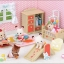 [หมดแล้ว] ซิลวาเนียน เฟอร์นิเจอร์ห้องเบบี้ (JP) Sylvanian Families Baby Room Set 2007 V3% thumbnail 3
