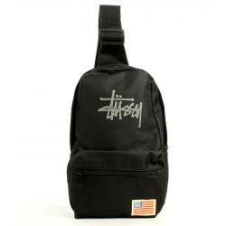 (พร้อมส่ง) กระเป๋า Stussy Body Bag x Smart Magazine