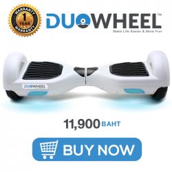 DUOWHEEL Duo White