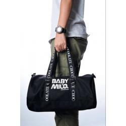 (พร้อมส่ง) กระเป๋าเดินทาง Chocoolate x Baby Milo