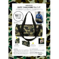 (พร้อมส่ง) กระเป๋า BAPE®CAMO x A BATHING APE® 2013 SUMMER COLLECTION