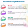 Acne Light เครื่องฉายแสงสิว Magic Light Program 4 color led light therapy led pdt collagen red light therapy