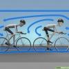 Draft หรือการขี่ตามกันของจักรยาน ให้ปลอดภัย