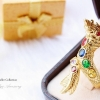 แหวนพญานาคพลอยนพเก้า (ฟรีไซร์)