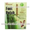 แผ่นแปะเท้า มามาเอะ Aroma Detox Foot Patch