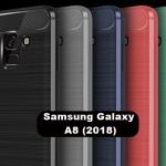 เคส Samsung Galaxy A8 (2018) แบบ TPU กันกระแทก