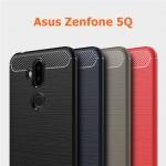 เคส Asus Zenfone 5Q แบบ TPU กันกระแทก