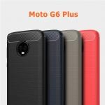 เคส Moto G6 Plus แบบ TPU กันกระแทก