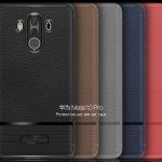 เคส Huawei Mate 10 Pro TPU กันกระแทกผิวลิ้นจี่