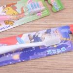 แปรงสีฟันการ์ตูนคุณหนู สำหรับเด็ก ราคาส่ง 13 บาทต่อเซ็ท รวมค่านำเข้าแล้ว ต้องสั่งขั้นต่ำ 48 ชิ้น (คละกับสินค้าอื่นรวม 500-1,000 ชิ้นขึ้นไป)