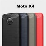 เคส Moto X4 แบบ TPU กันกระแทก