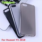 เคส Huawei Y5 Prime (2018) แบบ TPU บางเรียบ