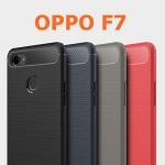 เคส OPPO F7 แบบ TPU อ่อนกันกระแทกได้