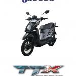 หนังสือ คู่มือซ่อม วงจรไฟฟ้า มอเตอร์ไซค์ Yamaha TTX ภาษาไทย