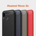 เคส Huawei Nova 3e แบบ TPU กันกระแทก