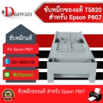 ซับหมึก ของแท้ สำหรับ EPSON P807 รหัส T5820
