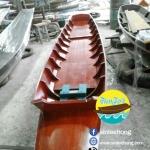เรือพายไม้ เรืออีแปะ ยาว 600 ซม