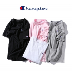 เสื้อ Champion T-Shirt Small Logo Embroidered
