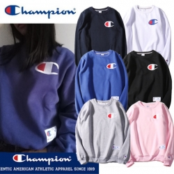 เสื้อ Champion Long Sleeve Big Logo