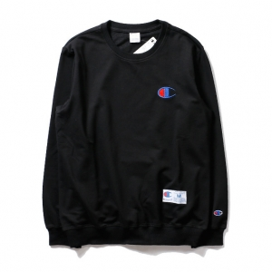 เสื้อ Champion Long Sleeve Logo Embroidered