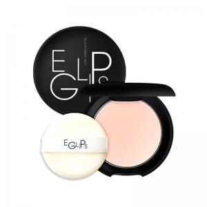 EGLIPS Blur Powder Pact (ตลับสีดำ) : เบลอรูขุมขน ให้ผิวหน้าสดใส สว่างอย่างเป็นธรรมชาติ