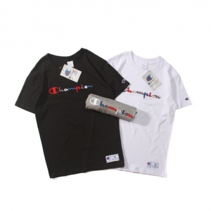 เสื้อ Champion T-Shirt Logo Embroidered
