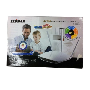 Edimax AC750 Multi-Function Concurrent Dual Band Wi-Fi Router