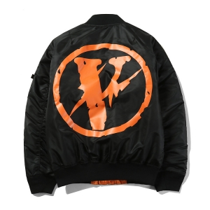 เสื้อ VLONE x Friends Bomber Jacket