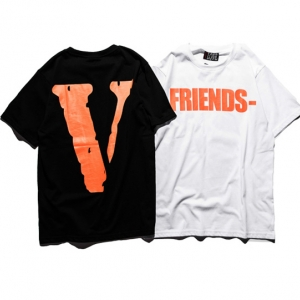 เสื้อ VLONE x Friends T-Shirt A$AP