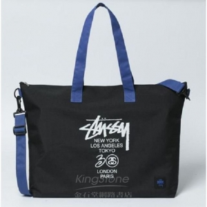 (พร้อมส่ง) กระเป๋า Stussy ® Fall Collection e-MOOK