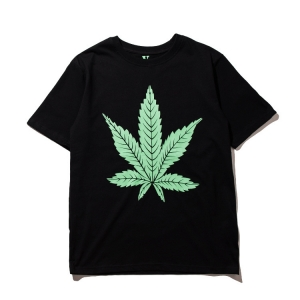 เสื้อ VLONE x Big Leaf T-Shirt A$AP