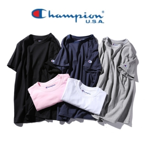 เสื้อ Champion T-Shirt Short Sleeve Logo