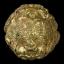 ราหูกินทอง คะนองเมือง รุ่นแรก เนื้อใบพัดเรือเหลืองเกล็ดกระดี่ thumbnail 2